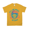 All We Need Is Love Monkey Tee