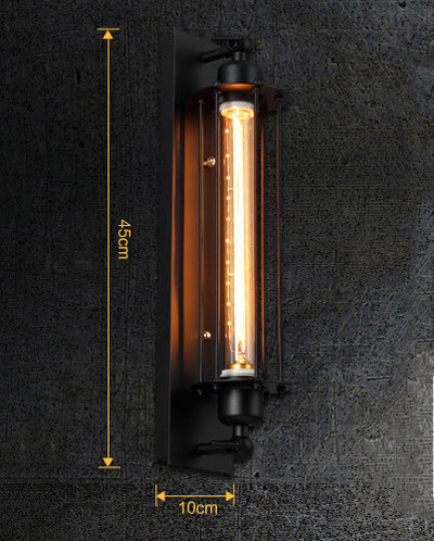 Industrial Vintage Bar Light