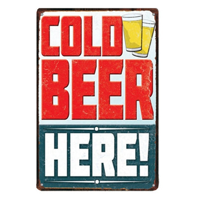 Cold Beer Here
