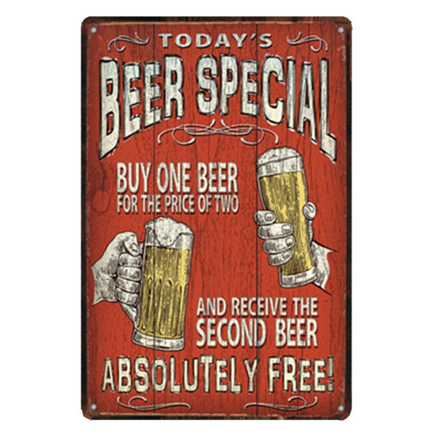 Today's Beer Special
