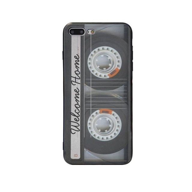 Welcome Home Cassette Phone Case