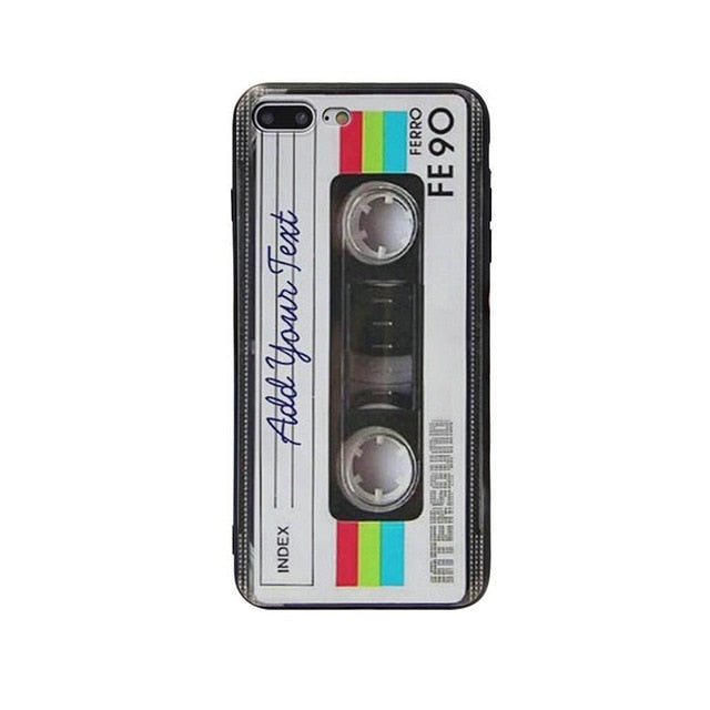 Intersound Cassette Phone Case
