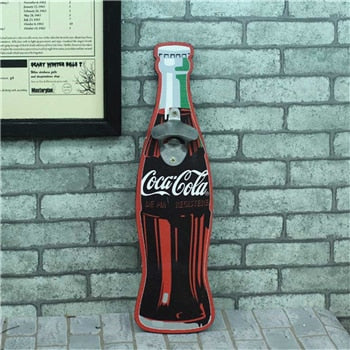 Coca Cola Bottle Opener Decor