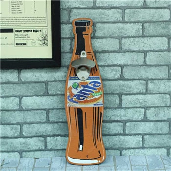 Fanta Bottle Opener Decor