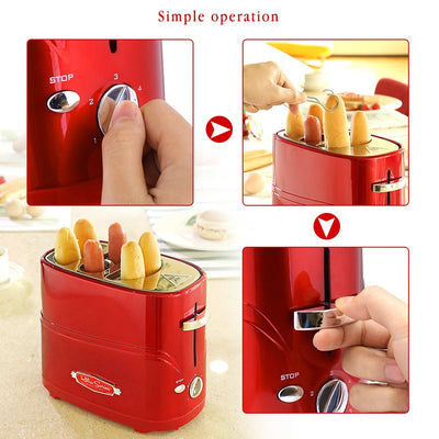 Hot Dog Pop Up Toaster