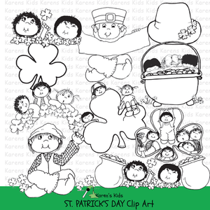 Clip Art St Patricks Day