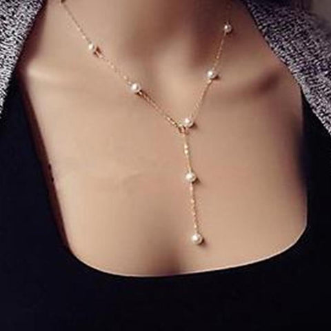 Concise Fashion Choker Necklace