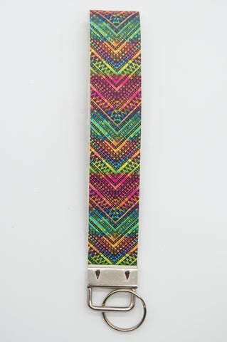 Patterned Keychain #3