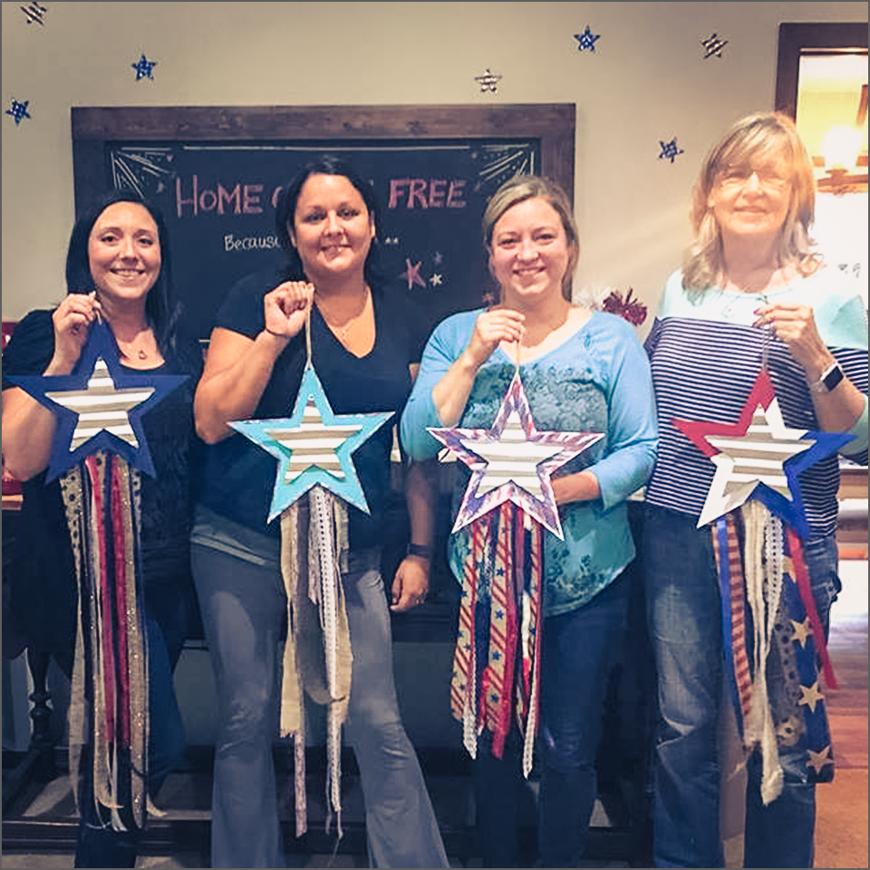 Cowgirls-Are-Forever-Ladies-Craft-Night