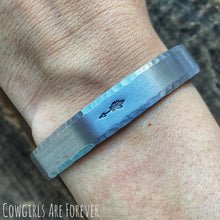 Load image into Gallery viewer, Focus | Hand-Stamped Cuff Bracelet