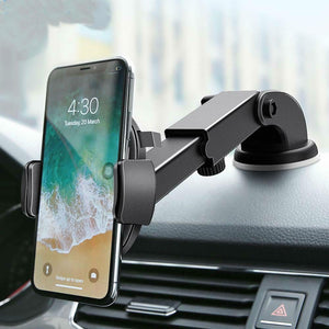 Luxury Windshield Mount Car Phone Holder