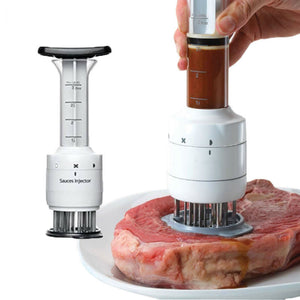 Premium Meat Marinade Injector