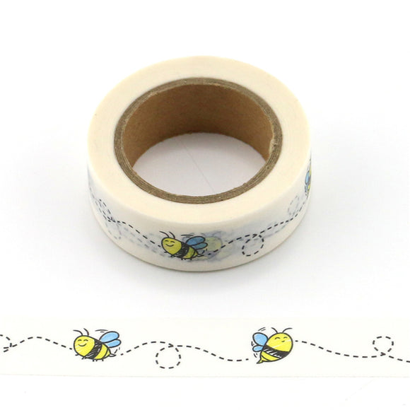 Buzzing Bees Washi Tape