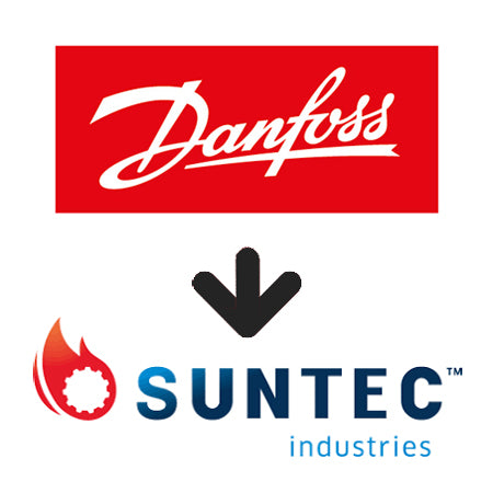 Danfoss Pump Replacement - Suntec