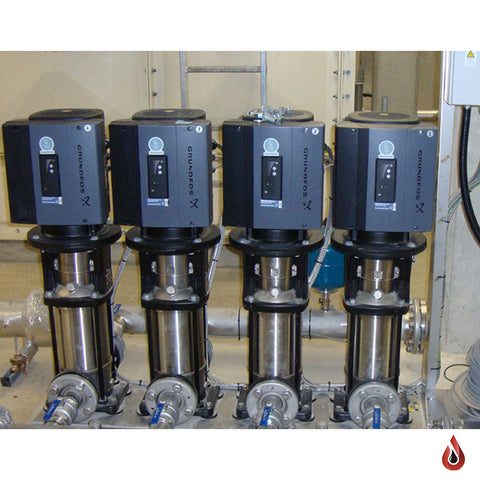 Water Feed Pumps - Grundfos