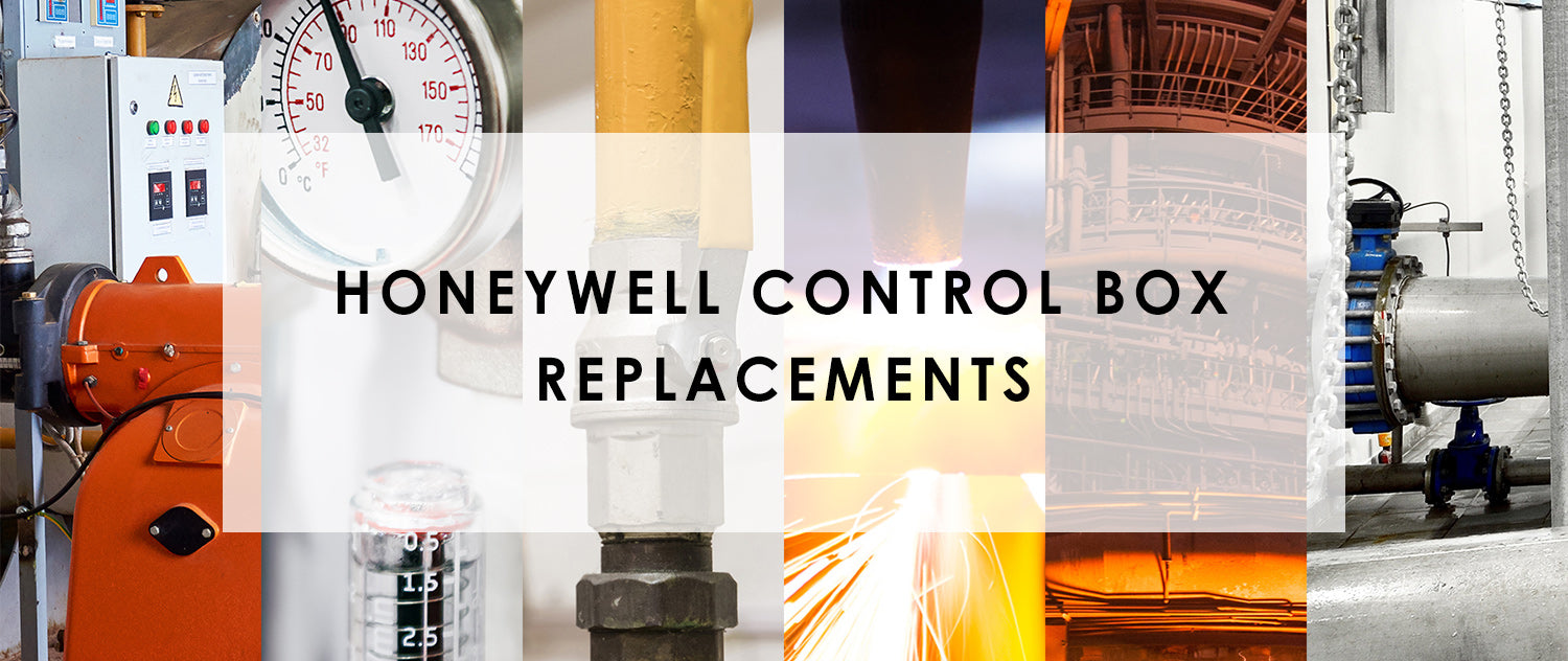 Honeywell Control Box Replacements Banner