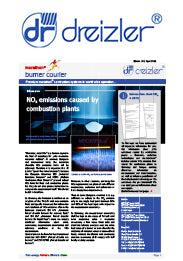 Dreizler Marathon Burner Courier Issue 18