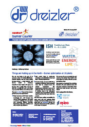 Dreizler Marathon Burner Courier Issue 20