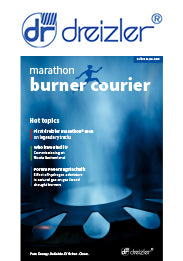Dreizler Marathon Burner Courier Issue 21