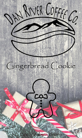 12 oz Gingerbread Cookie