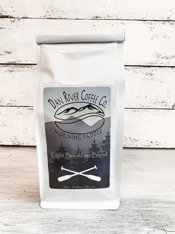 12oz Morning Paddle- Light blend