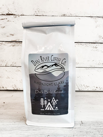 12oz Midnight Glare- Dark Roast