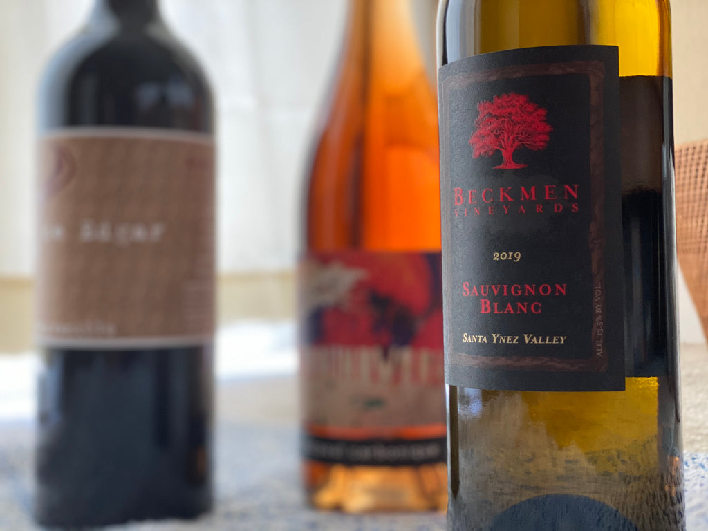Beckmen Vineyards Sauvignon Blanc