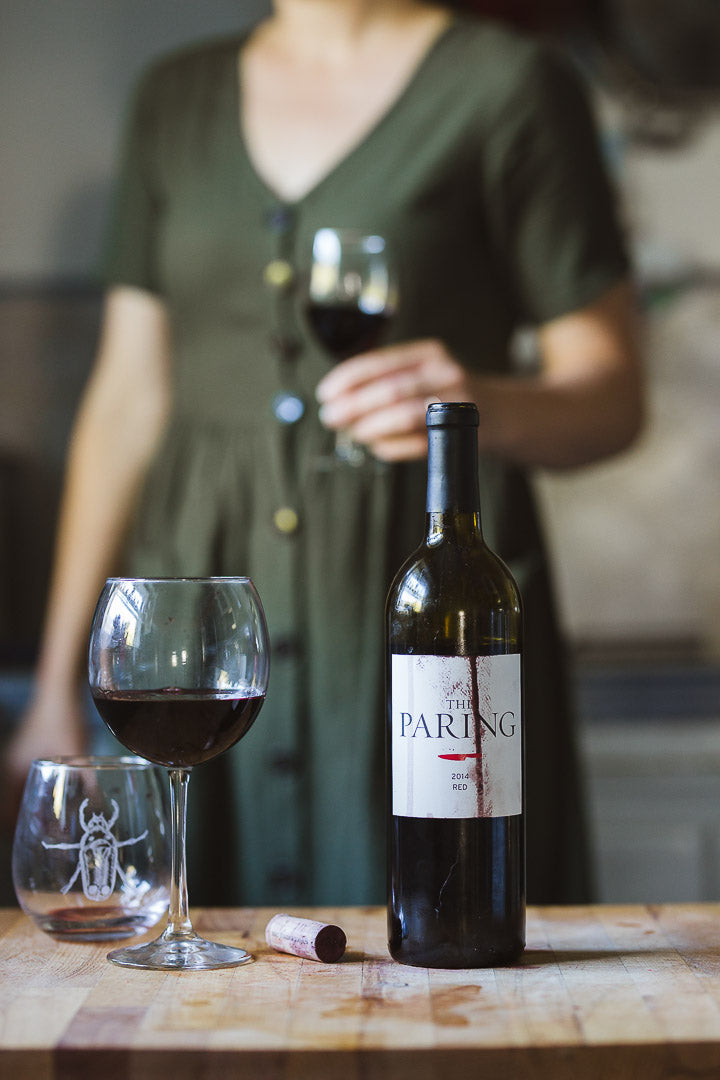 The Paring Red Blend 2014