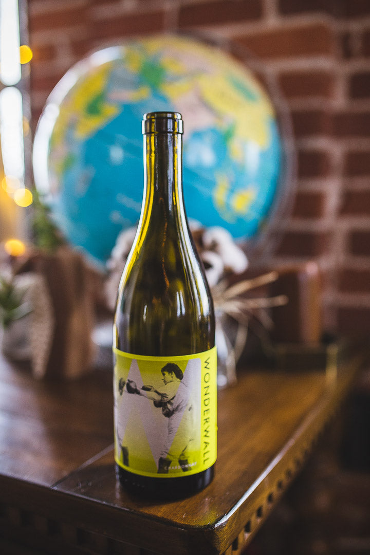 Field Recordings Wonderwall Chardonnay 2017
