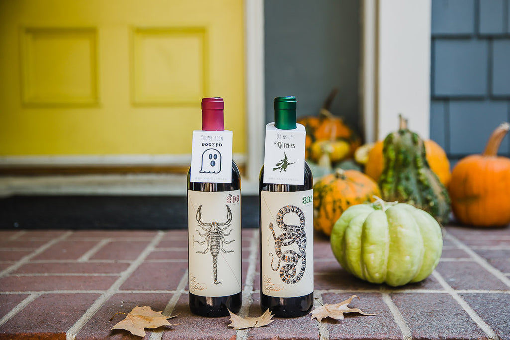 Fableist Merlot and Zin - Boo-zed Bundle