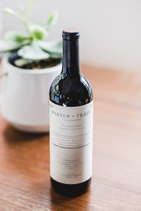 Barter and Trade Cabernet Sauvignon 2016