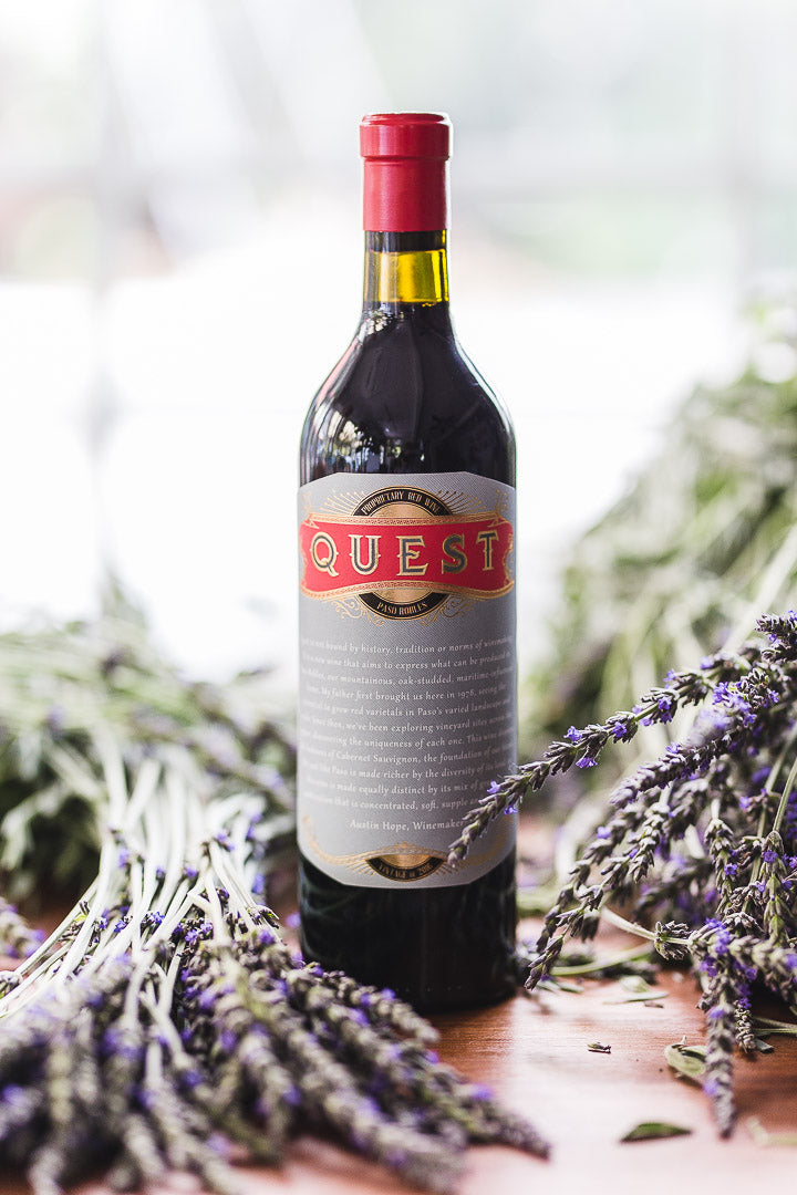 Quest Red Blend 2016