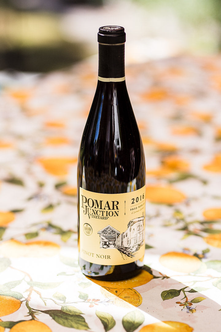 Pomar Junction Pinot Noir 2016