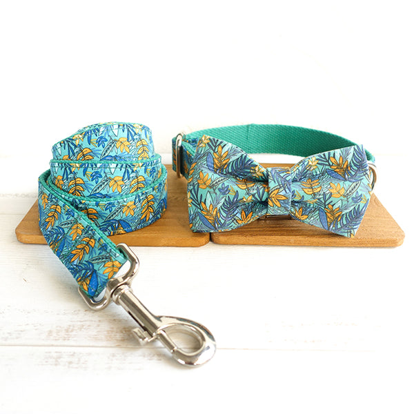 LEAFS - Collar and Leash Set