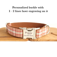 MY SWEETIE - Personalized Dog Collar