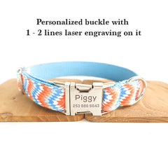 FRESH - Personalized Dog Collar