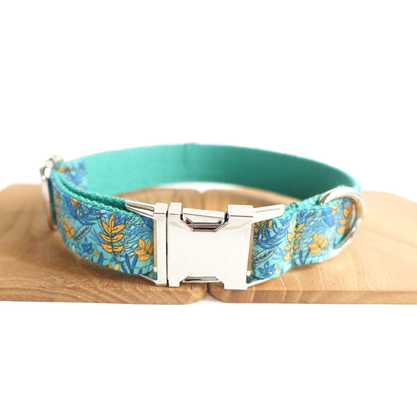 LEAFS - Personalized Dog Collar