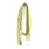 LIGHT GREEN AND BROWN - Personalized Dog Leash