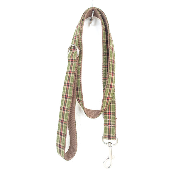 AUTUMN FOREST - Personalized Dog Leash