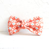 FRESH PATTERN - Handmade Dog Bow Tie