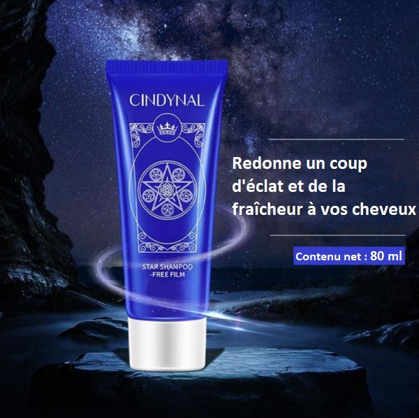 Soin Capillaire Sans Rinçage - Cheveux Galaxie - Cindynal™ Madame Cosmetique