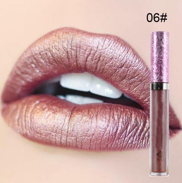 Rouge à Lèvres Diamant Brillant Imperméable 123maquillage #01