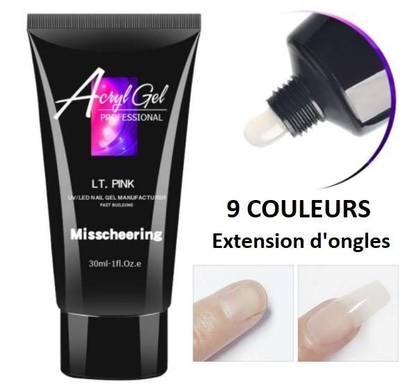 Poly Gel Constructeur Madame Cosmetique 01#