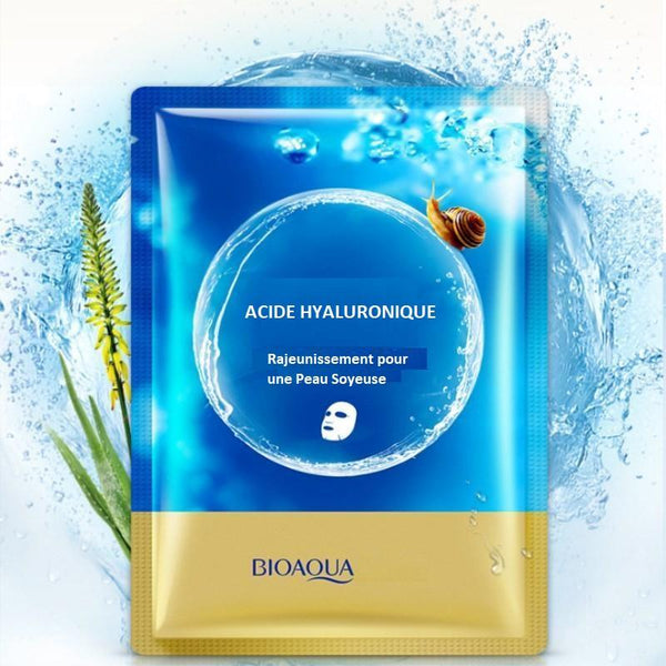 Masque de Soin à l'Acide Hyaluronique de BIOAQUA 123maquillage