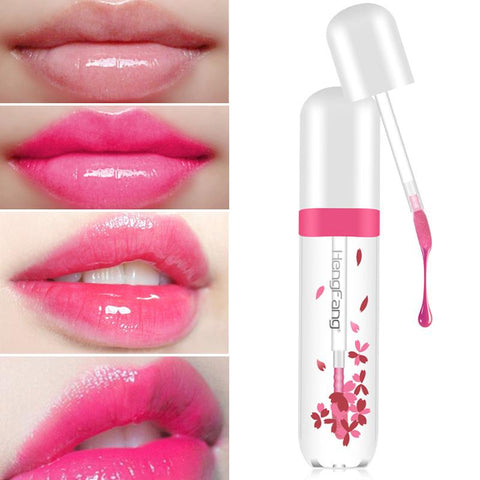 Gloss - Brillant à lèvres Rose Waterproof