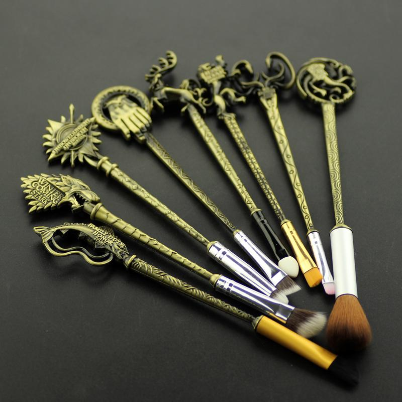Set de pinceaux de maquillage Game of Thrones 123maquillage