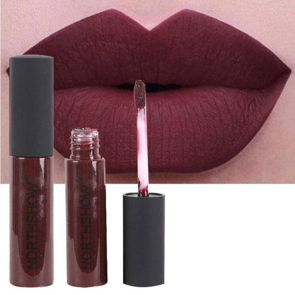 Gloss liquide mat 123maquillage Marron