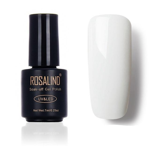 Vernis à ongles Gel 123maquillage Blanc