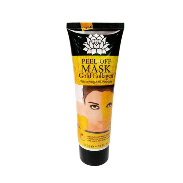 Masque Peel-off à l'or 24 carats 123maquillage