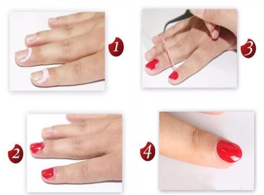 Latex de protection pour Vernis à Ongles - Peel Off Madame Cosmetique